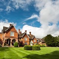Audleys Wood Hotel, Basingstoke, hotel in Basingstoke