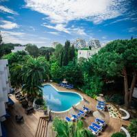 Hotel Le Quetzal, hotel in La Grande-Motte