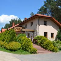 Leśny Zakątek, hotel in Smardzewice