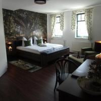 Hotel Trendtino, hotel i Eisenberg