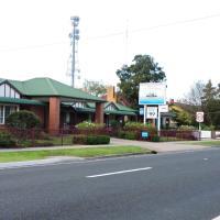 Bairnsdale Tanjil Motor Inn, hotel in Bairnsdale