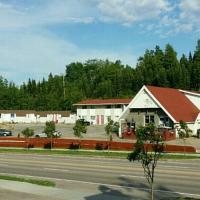 Motel Du Rosier, hotel em Baie-Comeau