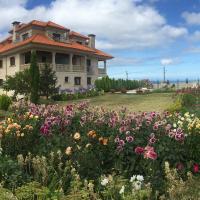 Pensión Residencia A Cruzán, hotel en Noalla