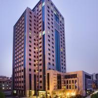 SSAW Boutique Hotel Nanchang Bayi Square, отель в городе Наньчан