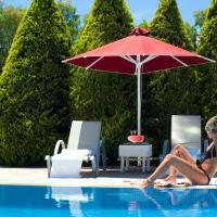 Verde Al Mare, hotel near Araxos Airport - GPA, Kalogria