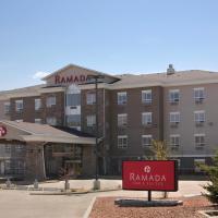 Ramada by Wyndham Drumheller Hotel & Suites, hotel em Drumheller