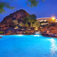 Phoenix Marriott Resort Tempe at The Buttes, hotel in Tempe