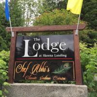 The Lodge At Skeena Landing, hotel in Terrace