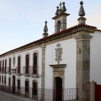 Solar dos Almeidas - Turismo de Habitacao, hotel in Terrenho