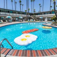 Kings Inn, hotel in Mission Valley, San Diego