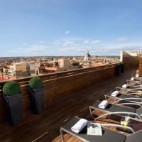 Hotel Cortezo, отель в городе Мадрид