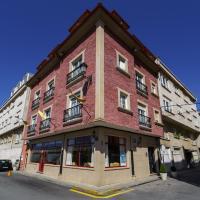 As Areas I, hotel in Viveiro