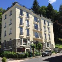 Le Pavillon, hôtel à La Bourboule