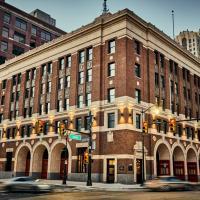 Detroit Foundation Hotel, hôtel à Detroit