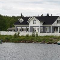 Miekojärvi Resort, hotelli Pellossa