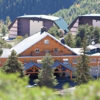Le Chalet d'Auron, hotel in Auron