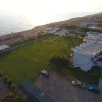 Ostria Hotel Kakovatos Beach, hotel in Zacharo
