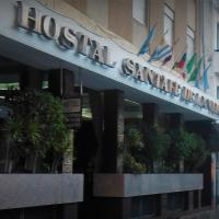 Hostal Santa Fe De La Veracruz - Habilitado
