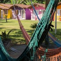 Recanto dos Lima, hotel in Praia do Bananal