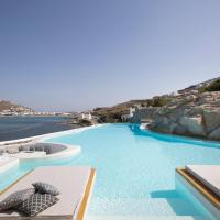 Dreambox Mykonos Suites, hotel in Ornos