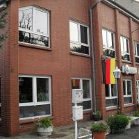 Pension-Roexe, Hotel in Stendal