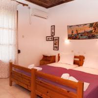 Mirsini Apartments, hôtel à Kariotes