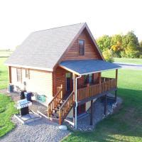 Cobtree Otisco Log Home