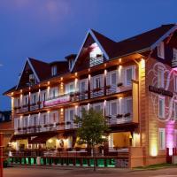 Hotel Des Bains、ジェラールメのホテル