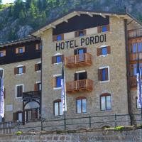 Hotel Pordoi Passo Pordoi, hotel a Canazei