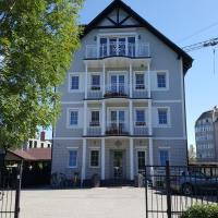 Гостиница AmberSeason , отель в Зеленоградске