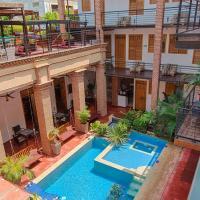 Hotel Boutique Casa Carolina, hotel in Santa Marta