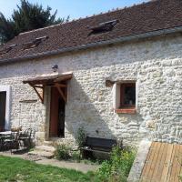 Maison en pierre à la campagne