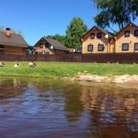 Гостевой дом на озере Селигер, отель в городе Коковкино