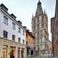 Viesnīca Stern am Rathaus Ķelnē