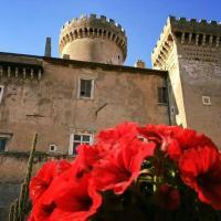 Antica Corte del Castello, hotell i Fiano Romano