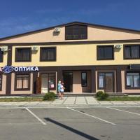 Hotel Leto, отель в Голубицкой