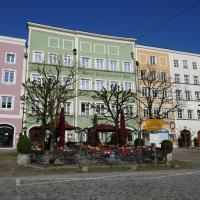 Bayerischer Hof, Hotel in Burghausen