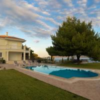 Villa Fantasia Luxury Apartment, hotel in Isthmia