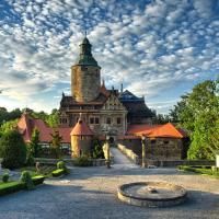 Zamek Czocha, hotel in Leśna