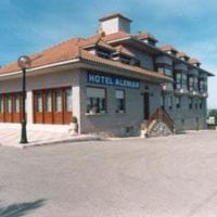 Hotel Alemar, hotel in Somo