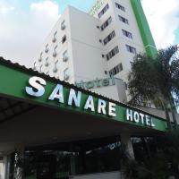 Sanare Hotel, hotel em Uberlândia