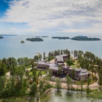 Hotel Hanasaari, hotel in Espoo