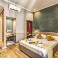 Charme Spagna Boutique Hotel, hotell Roomas