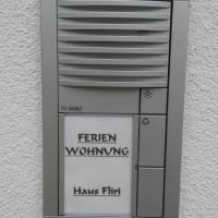 Haus Fliri, hotel in Curon Venosta