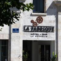 Hotel La Fabrique, отель в Ла-Рошели