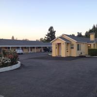 Edgewood Motel, hotel in Willits