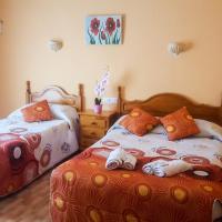 Hostal El Caminero, hotel Purullenában