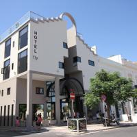 Hotel Fly, hotel a Gallipoli
