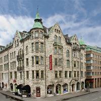 Thon Hotel Nidaros, hotel in Trondheim
