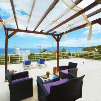 Salonikiou Beach Apartments, hotel in Agios Nikolaos